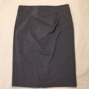 New York & Company size 8 Ruched Pencil Skirt